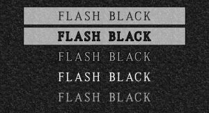 Flash Black - Quarry Location: Africa